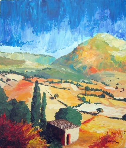 Guy Terrier - Provence