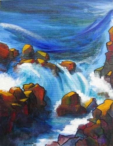 Guy Terrier - Fleurs de mer