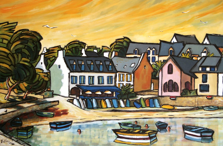 Guy Terrier - Port Sainte Marine I