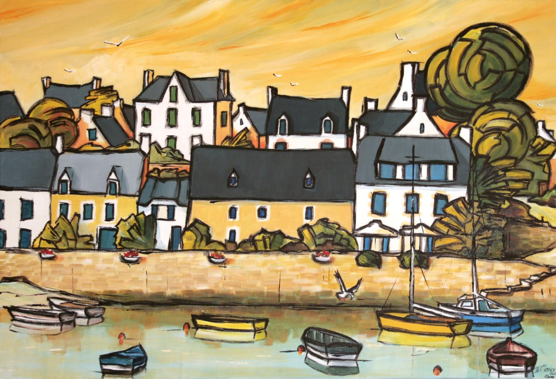 Guy Terrier - Port Sainte Marine II