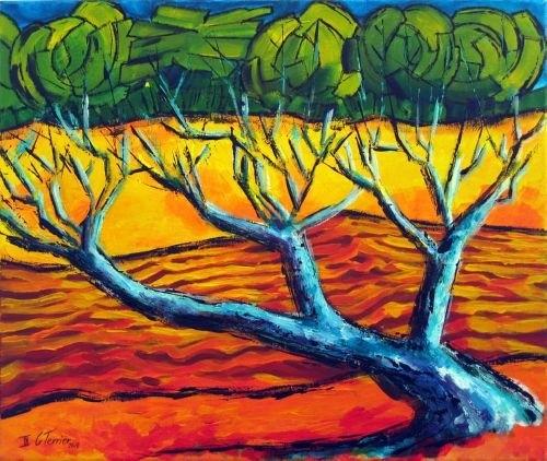 Guy Terrier - L'arbre d'Auray