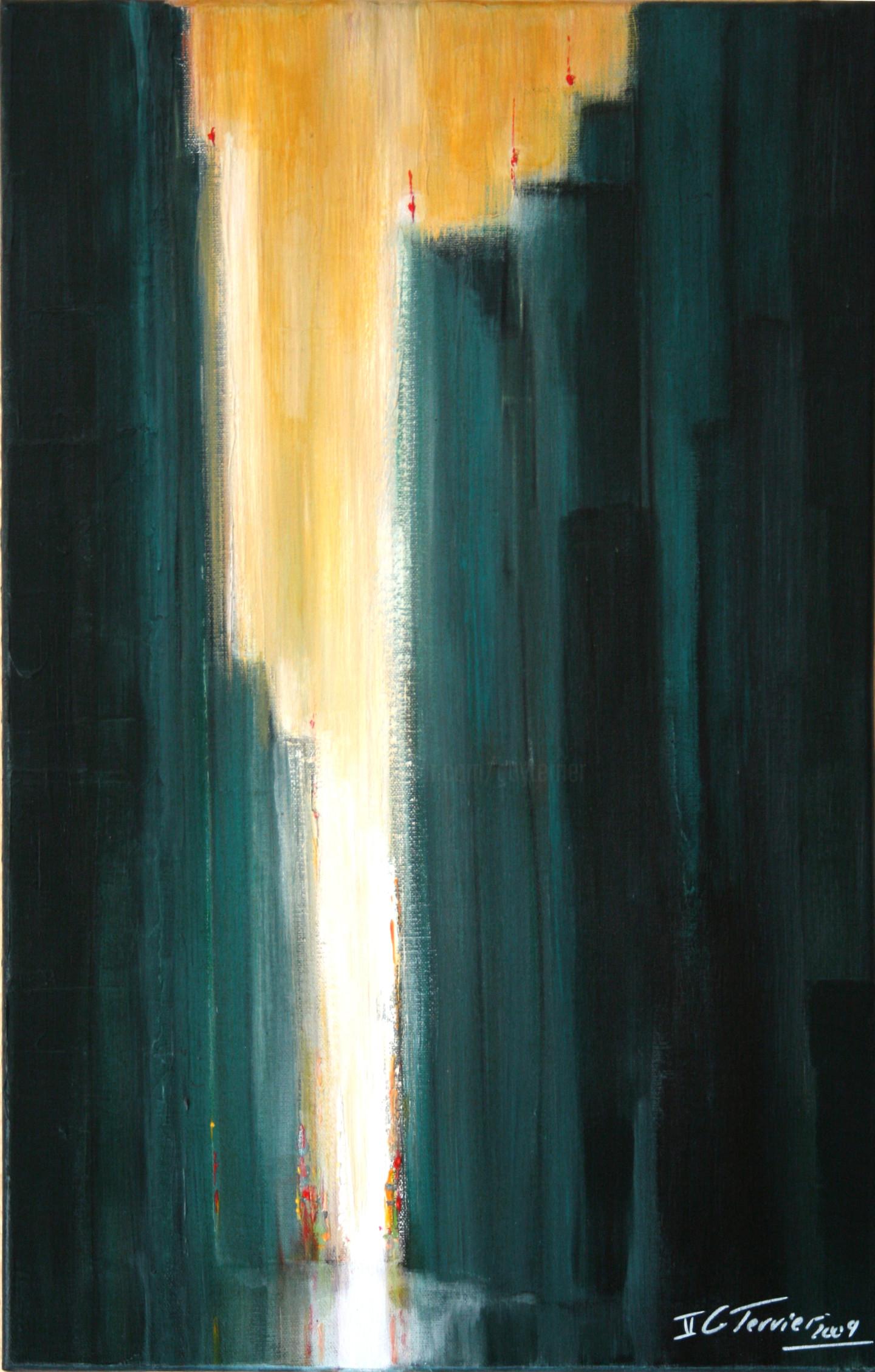Guy Terrier - Tokyo, oppression de nuit
