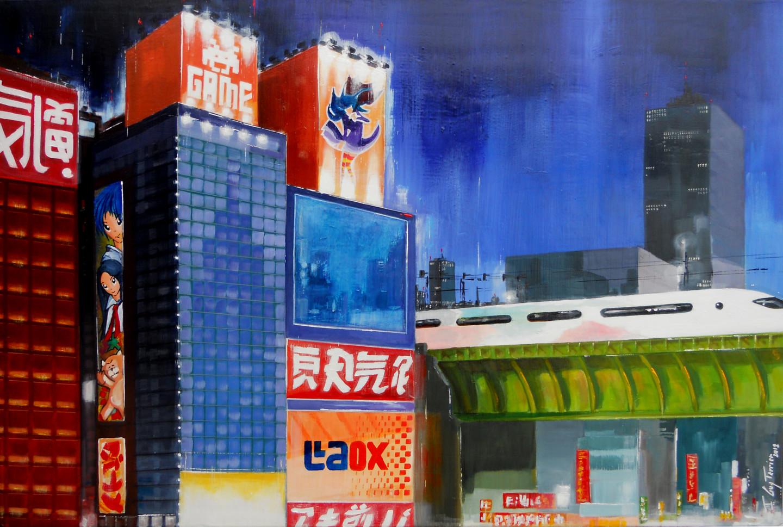 Guy Terrier - Tokyo, Akihabara II