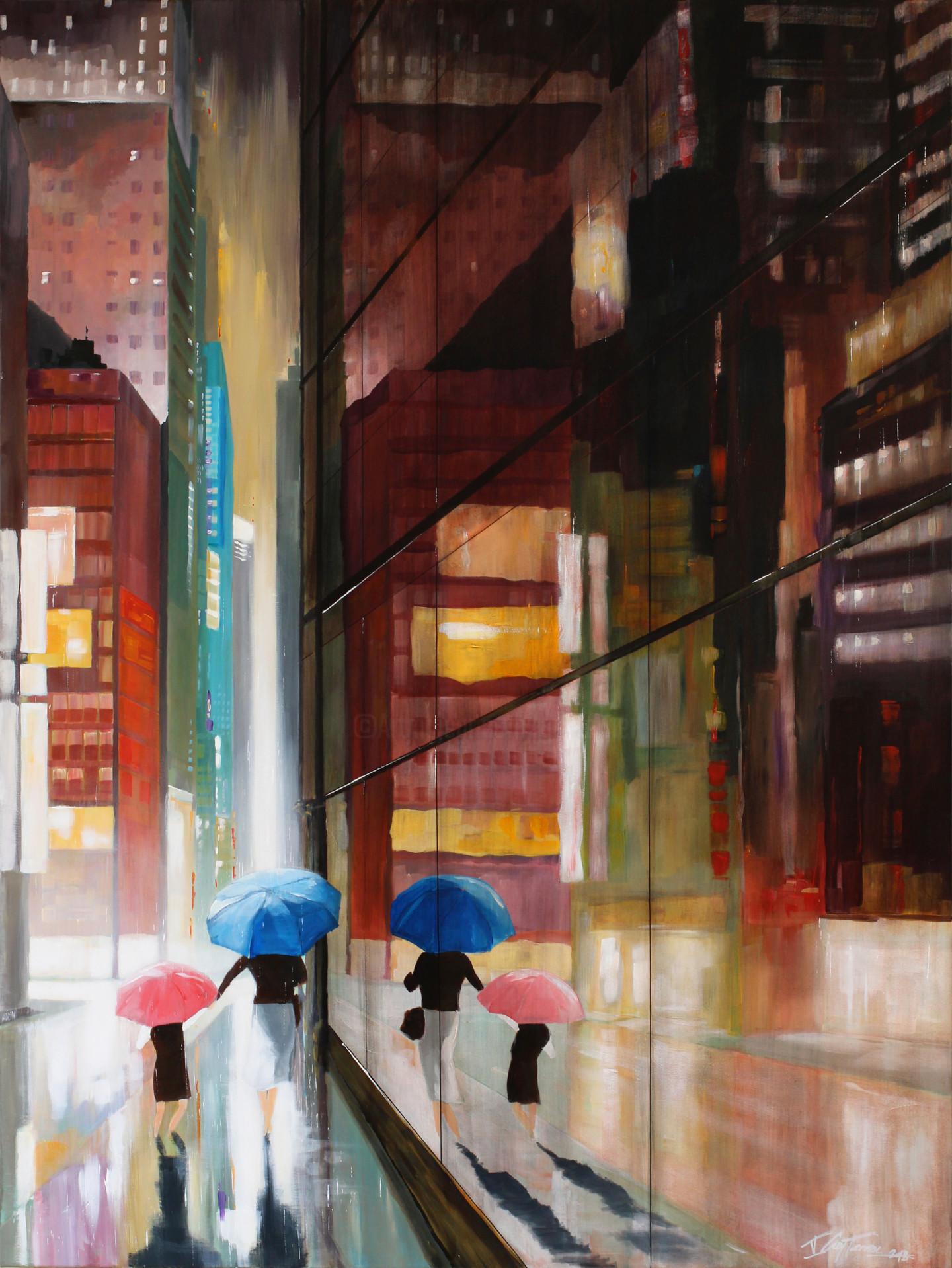 Guy Terrier - Tokyo,le passage