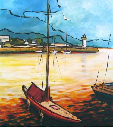 Port-Haliguen, le phare