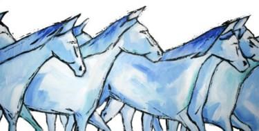 La horde bleue