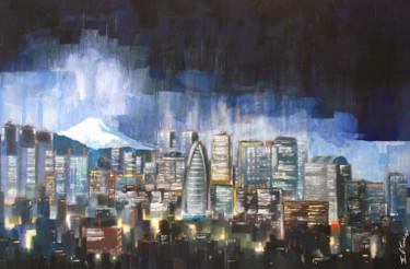 Tokyo, Shinjuku les lumières de la ville