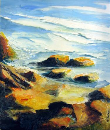 Etude rochers 2