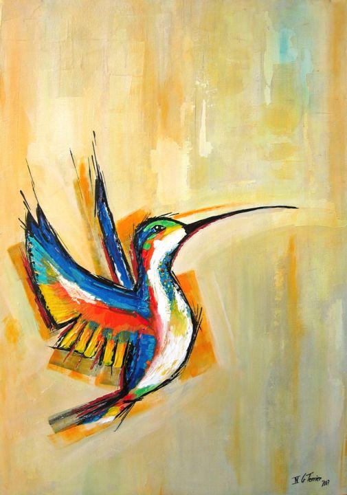 Guy Terrier - Le colibri