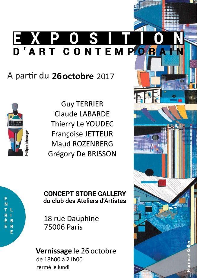 Galerie 18, Paris Dauphine, Tokyo